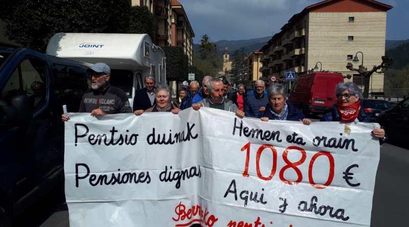 [dotb.eus] Los pensionistas darán inicio a las fiestas de San Pedro y Santa Isabel de Berriz