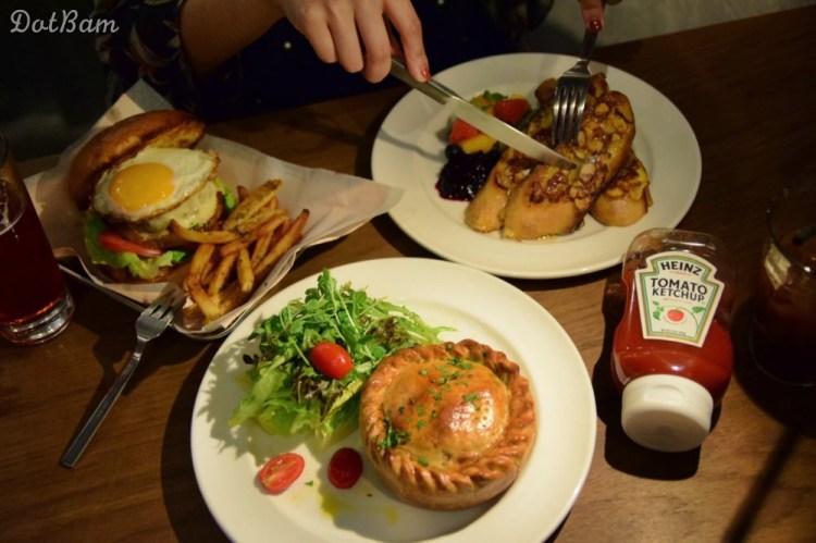 捷運西門美食|Woolloomooloo,精釀生啤與澳洲工業風餐點極品絕配!