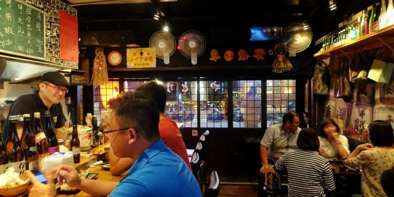 台北中山區美食|川賀燒烤居酒屋,上班族私藏聚餐地點、情侶約會推薦,捷運行天宮站