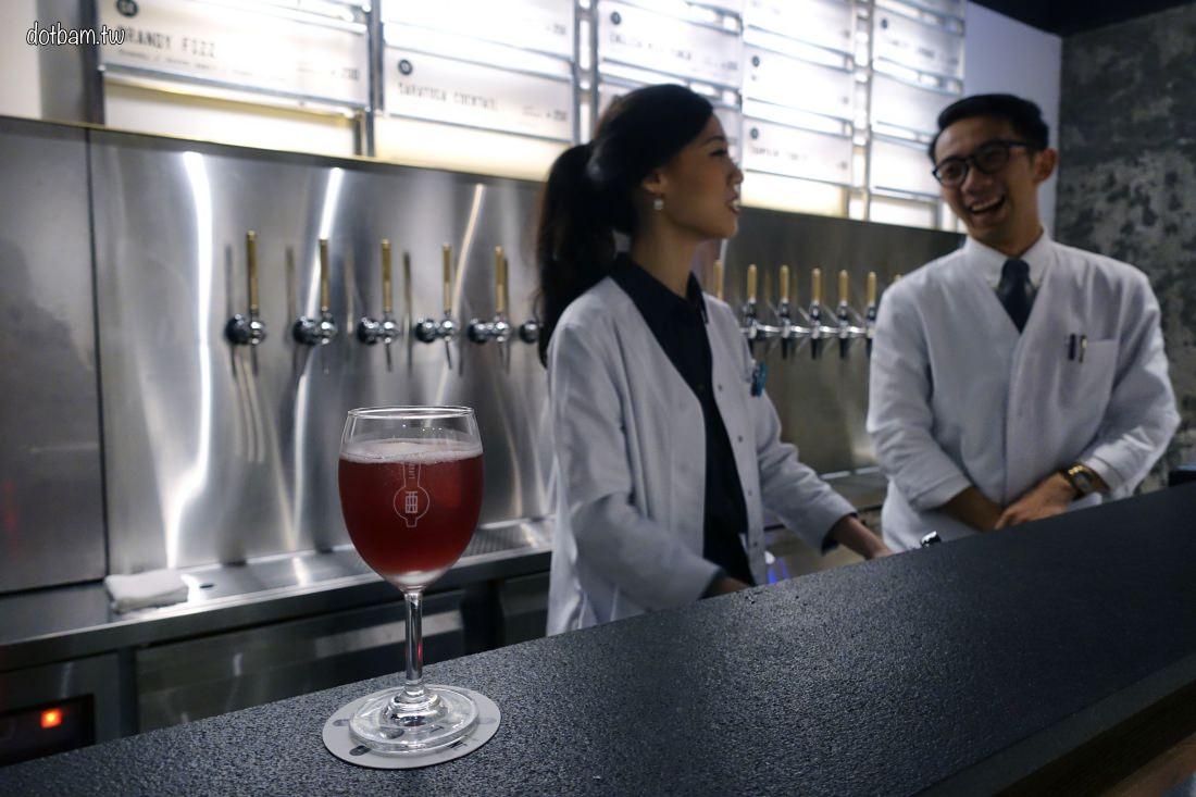 Draft Land 國父紀念館酒吧 亞洲第一間將雞尾酒生活化的立飲式汲飲雞尾酒吧