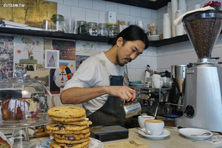 法國巴黎咖啡廳推薦|Boot Cafe修鞋店改建的有趣空間,日本駐店咖啡師