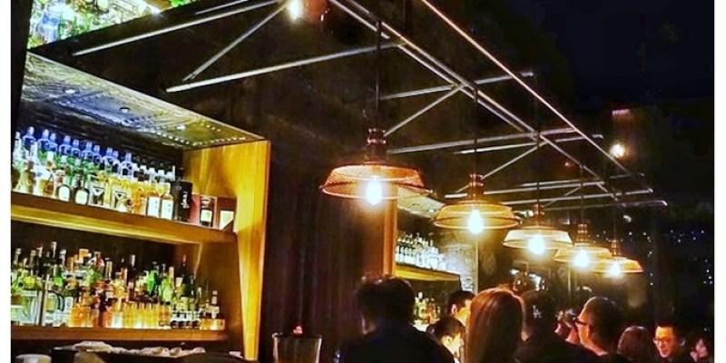 台北東區酒吧|EAST END來杯冠軍調酒!搭配創意料理時尚飲酒 忠孝復興站