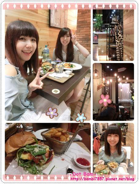 台北中山,近民權西路捷運站 圈子 Brunch.Coffee,早午餐的好去處,交通方便餐點又好吃的工業風餐廳