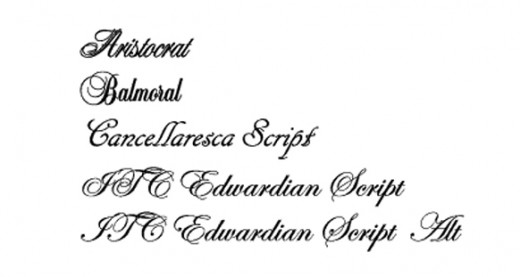 Download 25 Best Wedding Fonts for Free Download - DotCave