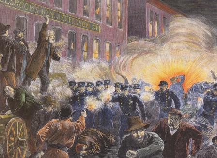 Quảng trường Haymarket 4.5.1886