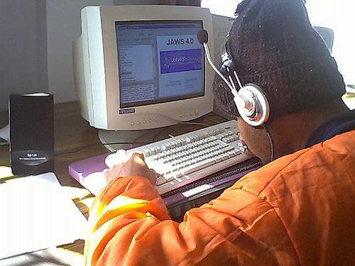 blindpersonatcomputer