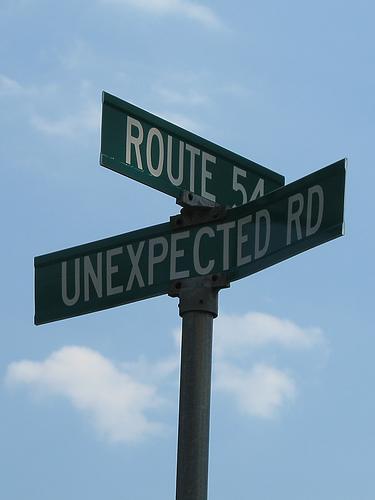 unexptectedroad