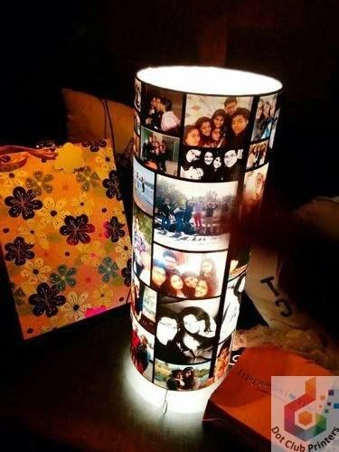 Photo Lamp Custom Printing Dot Club Printers Faisalabad