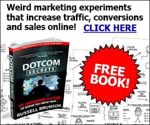 Clickfunnels dotcom secrets private invitation from GoDaddy Dave Digital Marketing and Design Agency