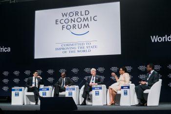 WEF Africa Panel