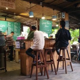 Kedai Kopi: dari buket creme blend lalu tersesat di Lost in Coffee