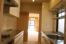 快適なキッチン空間