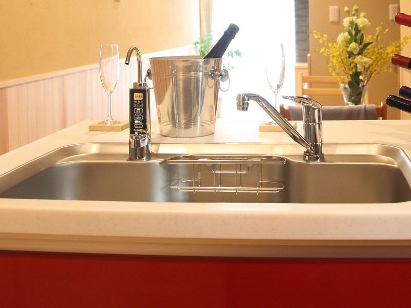 独立型浄水器