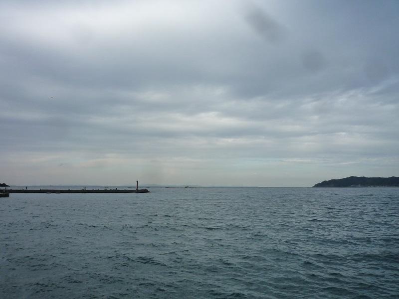 富浦沖の画像