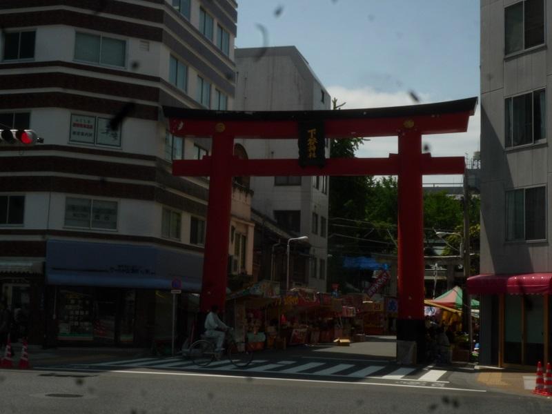 下谷神社お祭り