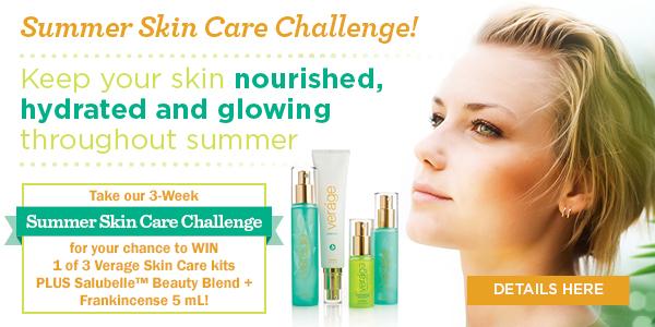 Summer Skin Care Challenge