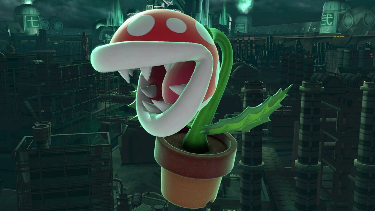 Five DLC Fighters And Piranha Plant Will Eventually Join