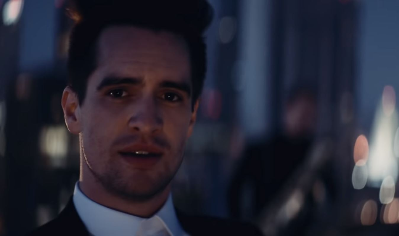 Grammy Nominated Panic At The Disco Frontman Brendon Urie Is Playing Fortnite With Ninja Dot