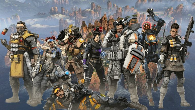 Apex Legend Squad Combinations Guide Dot Esports