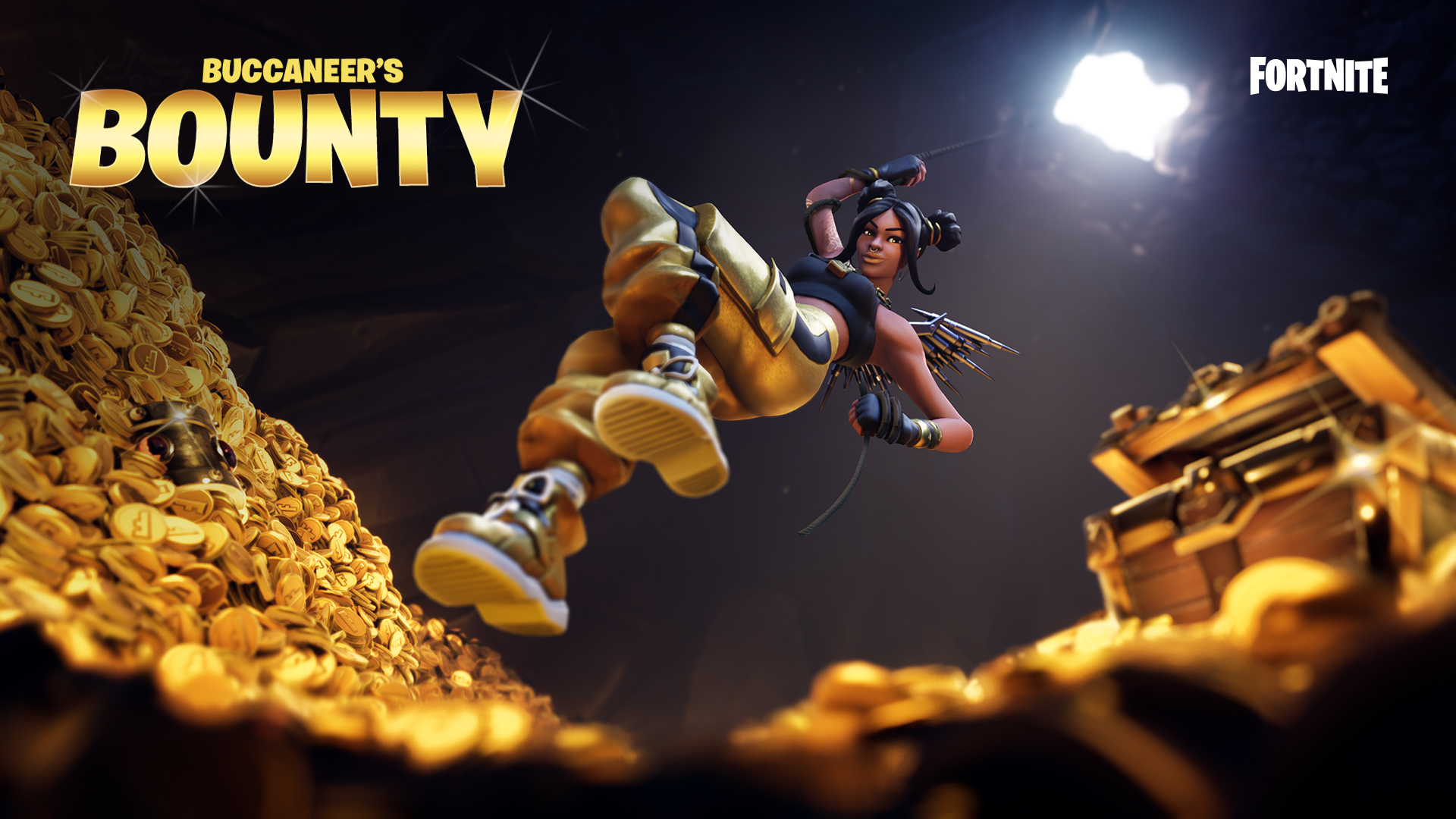 Fortnite Event Buccaneers Bounty Will Bring Free Challenges And Rewards In The V830 Update