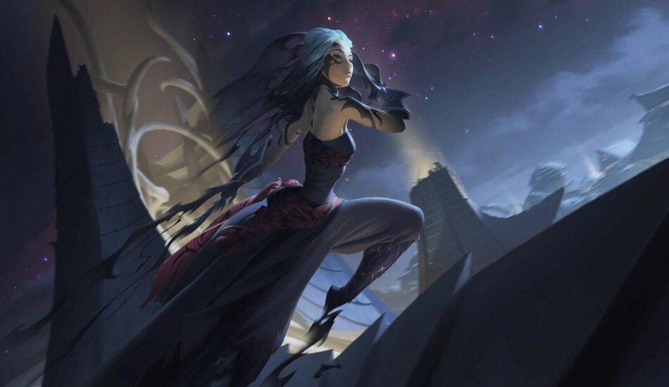 Image result for runeterra shadow assassin