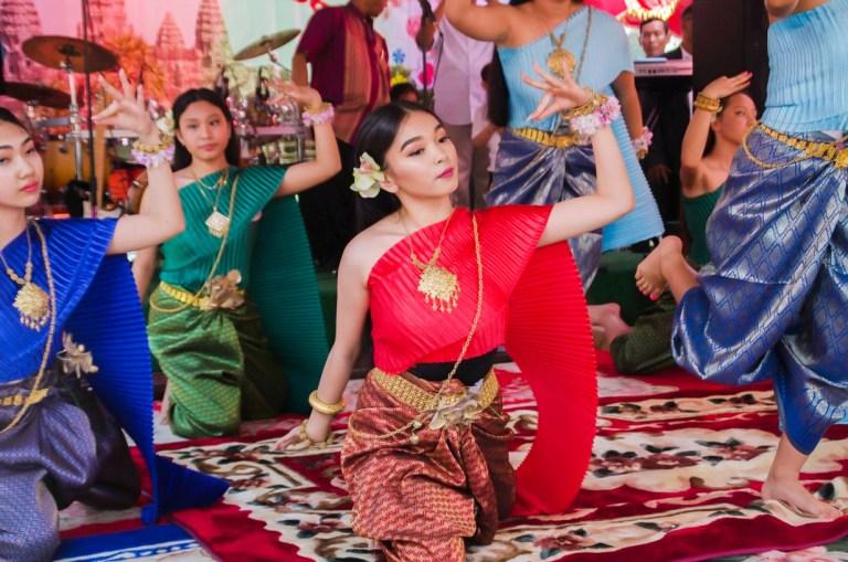 Wheaton Springs 2019 - Khmer Dance Troupe