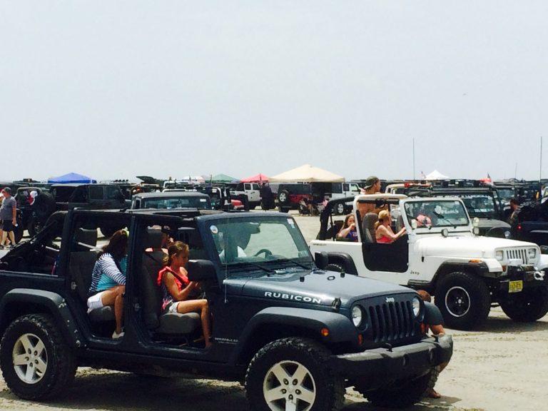 6-12 Wildwood Jeep Invasion