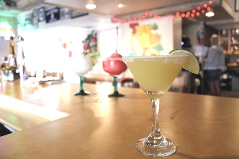 Drink of the Week - Jose's Golden Margarita