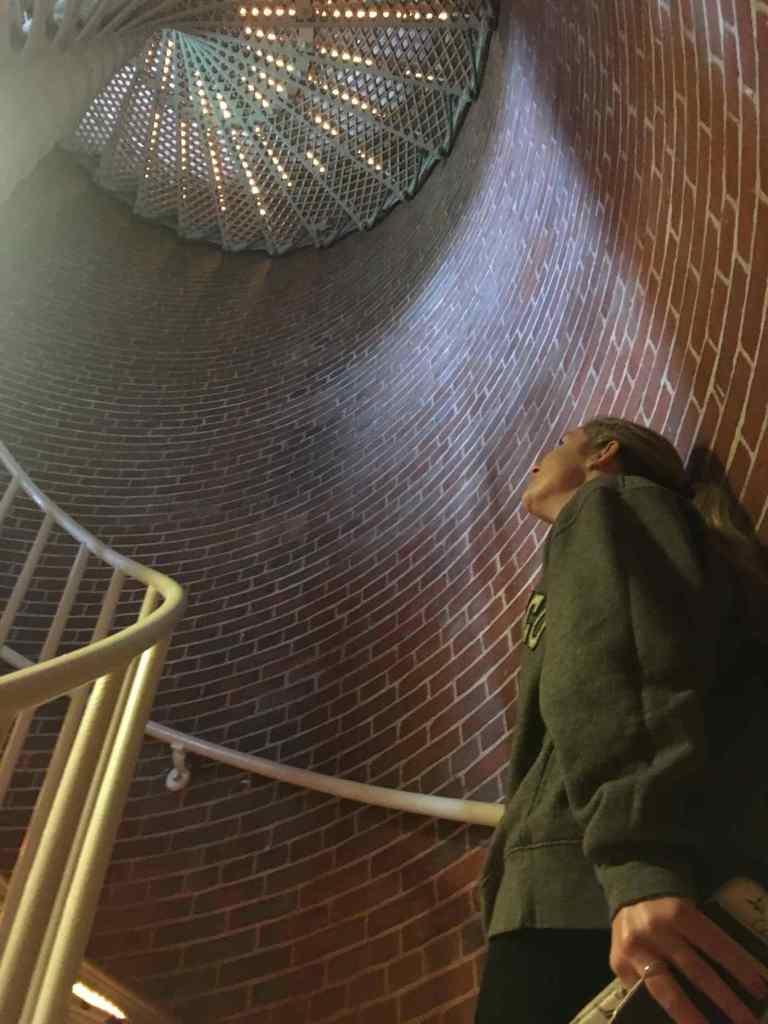 Rainy Day - Lighthouse - Casey