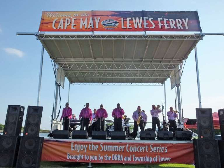 Cape May Ferry Concerts