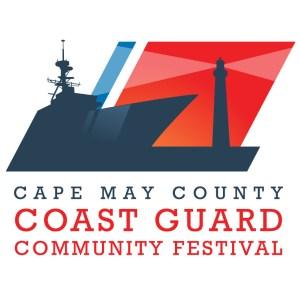Coast Guard Community Festival Logo