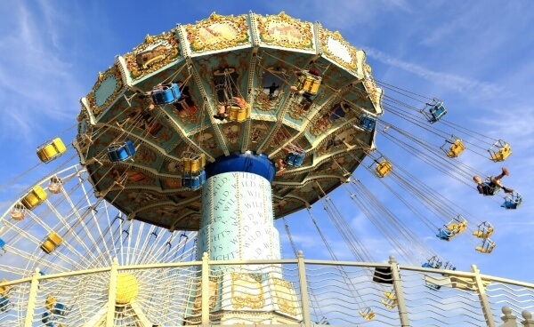 Amusement Park - Cape May County attractions, dining, shopping, entertainment