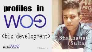 Profiles in Woo C Shakhawat Sulta