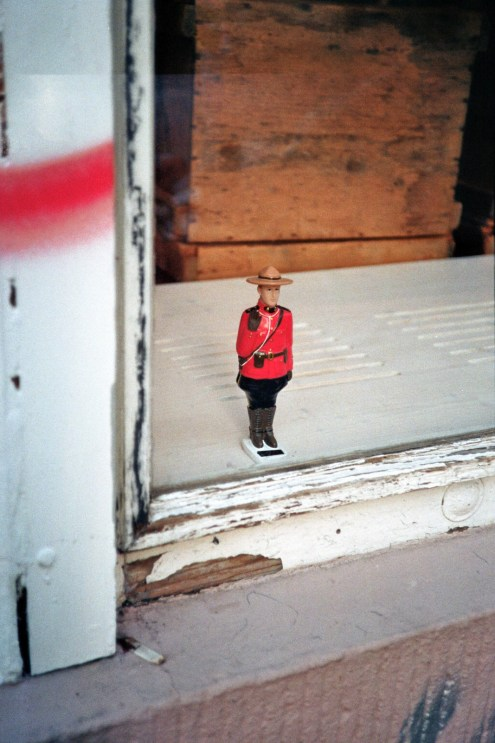 lonely mountie