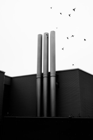 three pipes