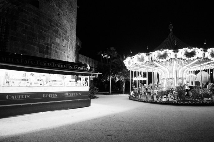 fairground attractions