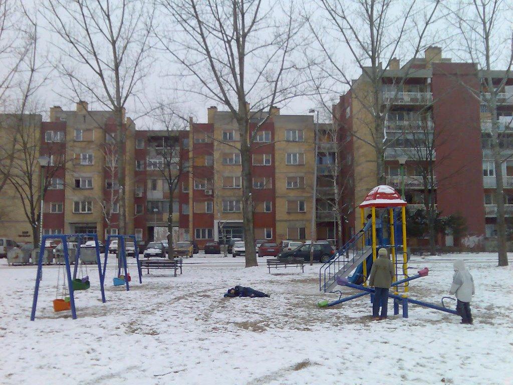 Novi Sad - Avijatičarsko Naselje