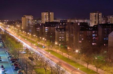Novi Sad - Novo Naselje