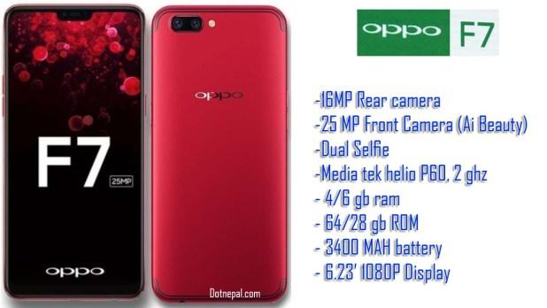 OPPO F7