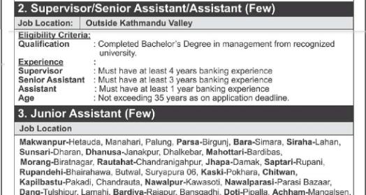 Job in Kathmandu Archives - DotNepal: Loksewa, Job Search