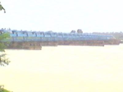 Mahakali Bridge and I 3