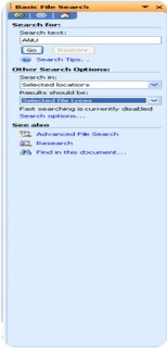 Microsoft Excel 2003 : File Menu and Its Commands-1 5