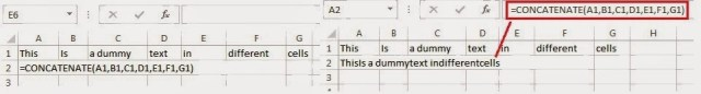 Text Functions : Microsoft Excel Part-2 13