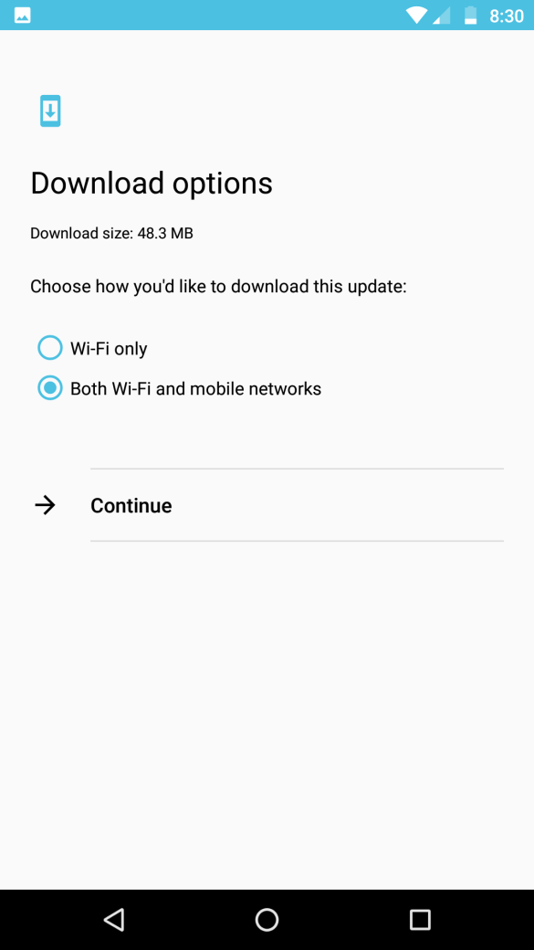 Update for Moto Z Play - NPNS26.118-22-1 Available in India 3