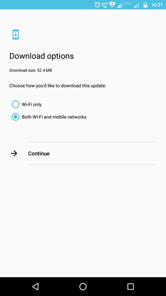 Software Update for Moto Z Play - NPNS26.118-22-2-8 3