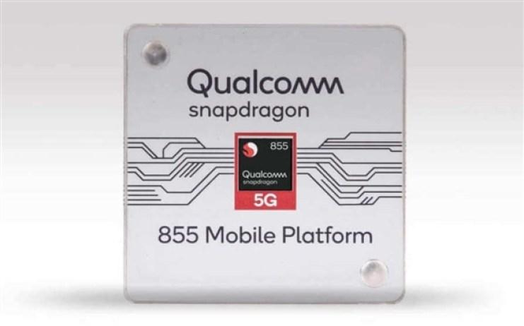Snapdragon 855 Mobile Platform CPU with 5G Support (SDM855)