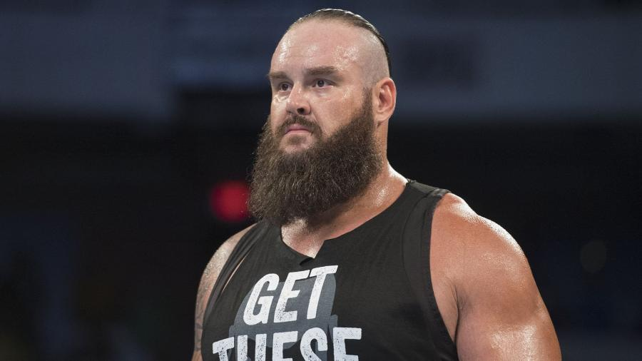 Braun Strowman WWE Superstar