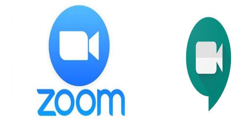 Zoom App Google Meet