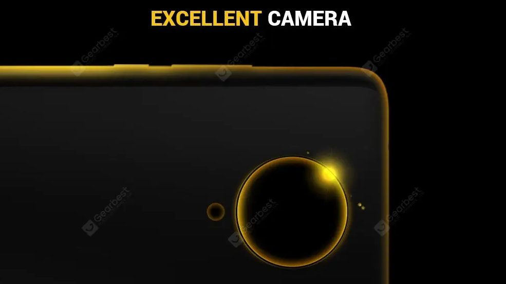 POCO F2 Pro as appeared on Gearbest website listing