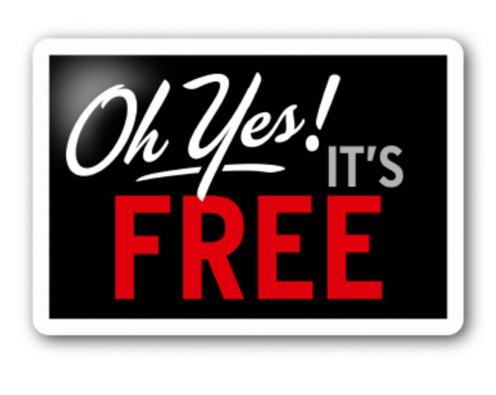 offer it free to optimize website conversion